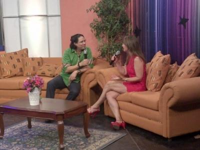 Entrevista El Show de Victor Pinales